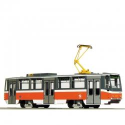 H0 tramvaj Tatra T6A5