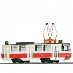 H0 tramvaj T6A5 -zkušební 0026- ep.V