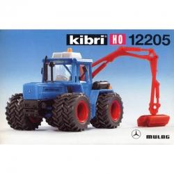 H0 MB -traktor s žacím ramenem-