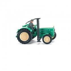 H0 MAN 4R3 -traktor s žací lištou-