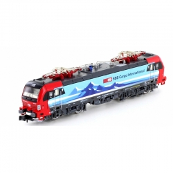 N elektrická lokomotiva BR193 Vectron SBB Cargo -Duisburg- ep.VI