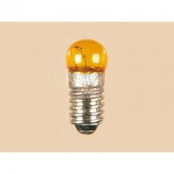 Žárovička se závitem žlutá 16V