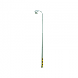 TT nádražní lampa