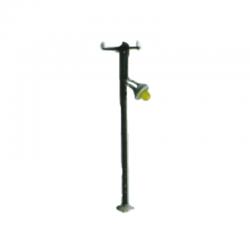 TT lampa na telegrafním sloupu