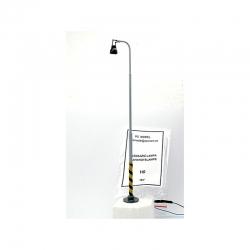 H0 nádražní lampa 14cm