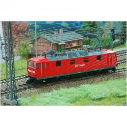 N elektrická lokomotiva BR 180 DB Cargo ep.V