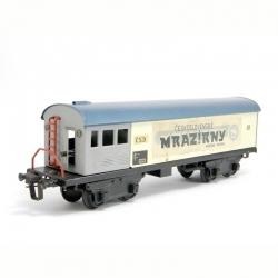 0 Merkur starý vagon -Mrazírny-