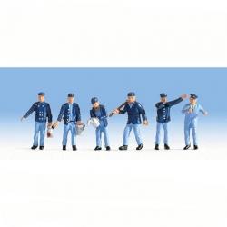 TT - strojvedoucí a posunovači 6 figurek