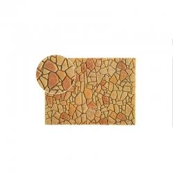 H0 polygonální deska -středozemský-