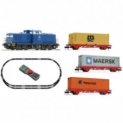N  digitální start set s lokomotivou řady BR 204