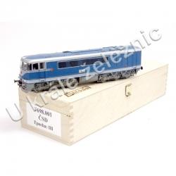 H0 motorová lokomotiva T698.001