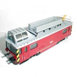 H0 plošina pro motorový vůz M 153.0 (892)