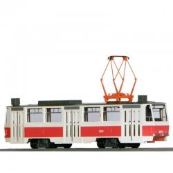 H0 tramvaj T5 -zkušební 0013- ep.V