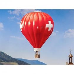 H0 horkovzdušný balón -stavebnice-