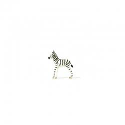 H0 mládě  zebry