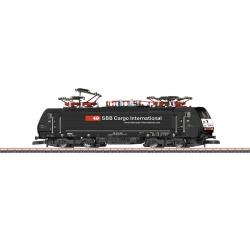 Z elektrická lokomotiva model 189 MRCE SBB ep.VI
