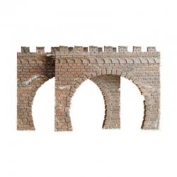 TT tunelový portál -dvoukolejný- 2ks