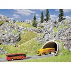 N tunelový portál ICE