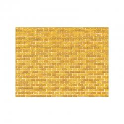 Kartonová deska -zeď kamenná-