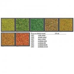 H0 posypové listí na úpravu stromů -tmavo zelené-200ml