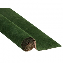 Koberec - tmavě zelený 120x60cm