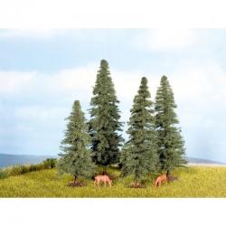 H0,TT - stromy -jedle-
