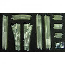 TT rozšiřující set kolejiva s podložím