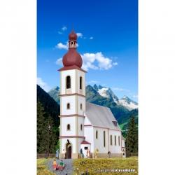 H0 kostel -Ramsau-