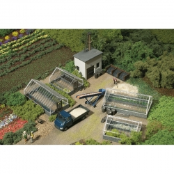 H0/TT  malé venkovské zahradnicví