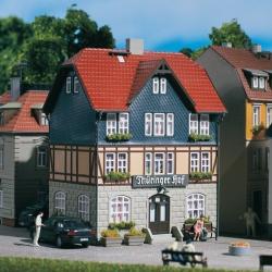 H0/TT hostinec Thüringer Hof