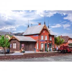 H0  nádraží  -Reichelsheim-