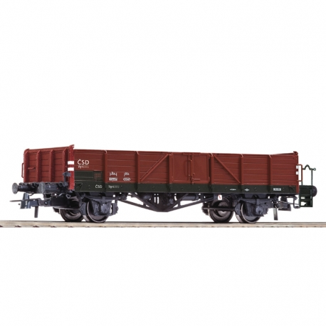 H0 otevřený nákladní vůz Omm(r) ČSD ep.III-IV