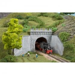 TT tunelový portál -jednokolejný- 2ks