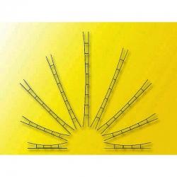 N vrchní vedení -universální trolej 103-114mm- 5kusů