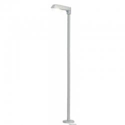 N lampa -moderní pouliční- LED bílá 55 mm