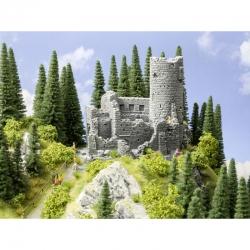 H0 zřícenina hradu