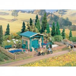 H0 zahradní domek