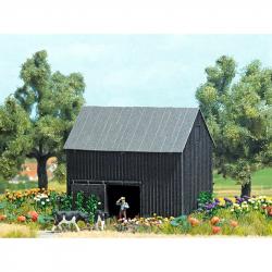 TT dřevěná stodola