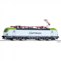 TT elektrická lokomotiva BR 193 - CAPTRAIN / ITL- ep.VI