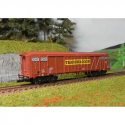 TT uzavřený vůz Taes ČSD -stavebnice-