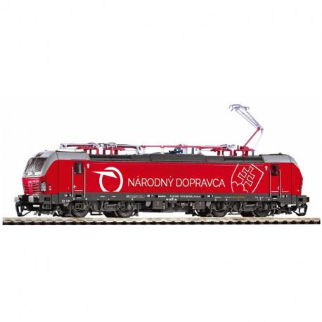 TT elektrická lokomotiva řady 193 -Vectron- ZSSK ep.VI
