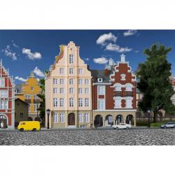 N dva městské domy