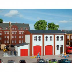 H0 podniková požární stanice