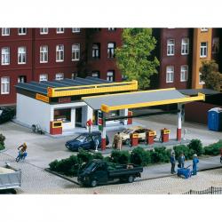 H0 benzínová pumpa