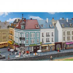 N městské domy - Beethovenstrasse-