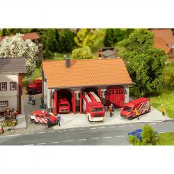 N požární stanice