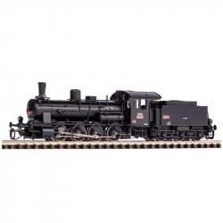TT parní lokomotiva řady 415 ČSD ep.III