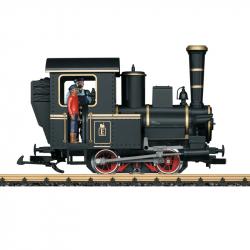 G parní lokomotiva -Emma-
