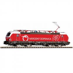 H0 elektrická lokomotiva -Vectron- řady 193 ZSSK ep.VI