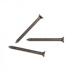 šroubky k připevnění kolejí -15mm-